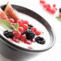 Yaourt protéiné sans lactose et sans gluten